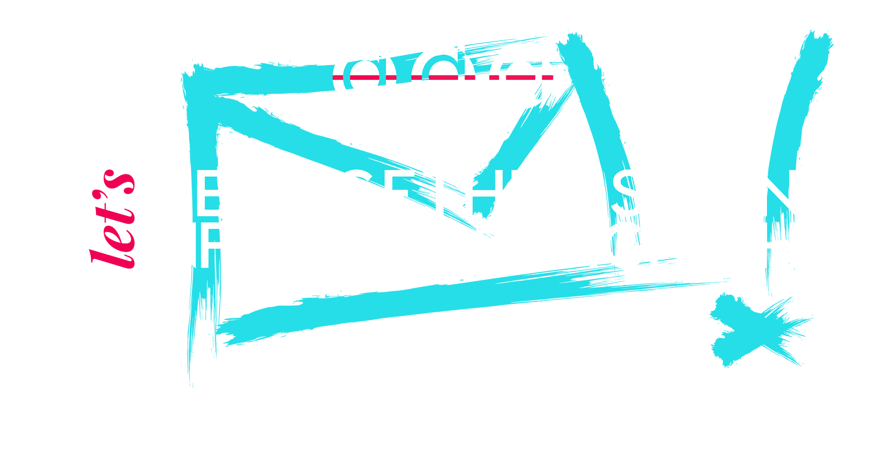 qda design let's get connected overlay image